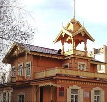 Kondratiy Belov's Omsk Museum
