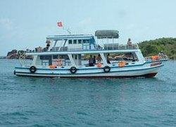 Sunny Boat Trip
