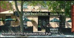 Cuchulainn's