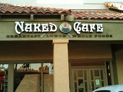 The Naked Cafe