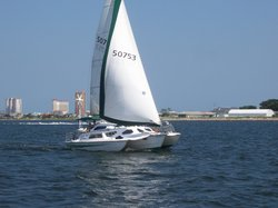Pensacola Beach Sailing Tours