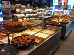 Paris Baguette Gangnam Station