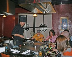 ShoGun Japanese Teppan Grill