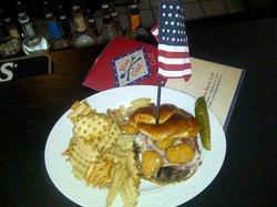 Blue & Gray Bar & Grill