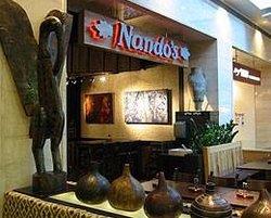 Nandos St. Enoch Centre