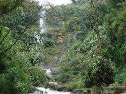 Cascada de Juan Curi
