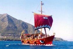 Odysseia Boat Tour