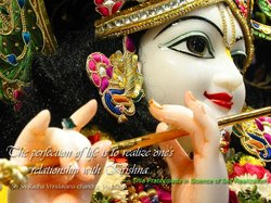 ISKCON Faridabad, Sri Sri Radha Govind Temple
