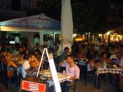Kabourelias Ouzeri-Tavern