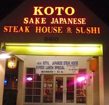 Koto Sake Japanese Steak House & Sushi