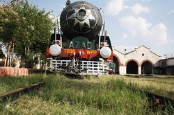 Rewari Steam Locomotive Shed & Rail Museum