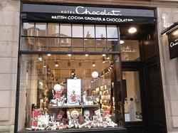 Hotel Chocolat Cafe