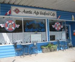 Auntie Ag's Seafood Cafe