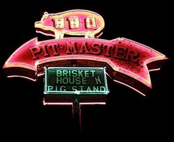 Pit Master BBQ