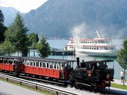 Achensee Dampf-Zahnradbahn