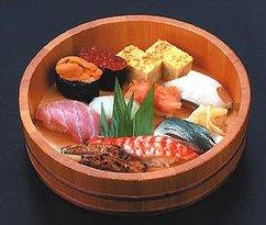 Hokake sushi