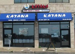 KATANA Hibachi SteakHouse&Sushi & Chinese Restaurant