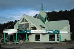 Marine Mammal Interpretation Centre