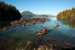 Tofino Sea Kayaking Day Tours