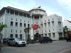 Jiswasraya Insurance Building