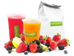 Crush fresh food cafe & juice bar