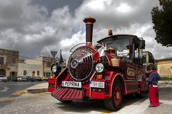Mdina, Rabat & Mtarfa Tourist Sightseeing Train Tour