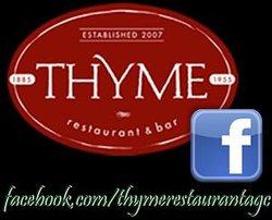 Thyme Restaurant & Bar