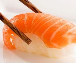 Oh! My sushi