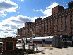Camden Station- Camden Yards