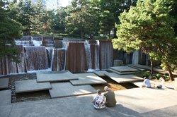 Ira Keller Fountain Park