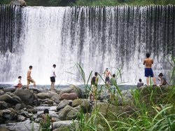 Beipu cold springs