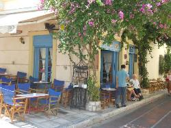 Melina Merkouri Cafe