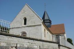 Eglise Sainte-Radegonde de Giverny