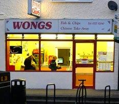 Wong's Fish & Chips