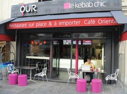 OUR Kebab Gourmet Saint Lazare