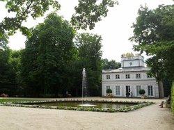 White House - Lazienki Park