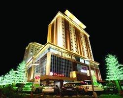 乌兰巴托城市中心华美达酒店
