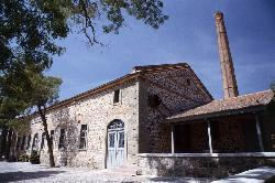 ‪The Museum of Industrial Olive-Oil Production of Lesvos‬