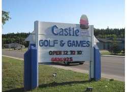 Castle Golf & Games