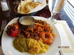 Taj Indian & Indo-Chinese Cuisine