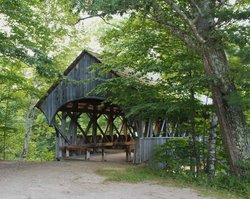 Sunday River Covered Bridge