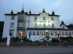 The Royal an Lochan Restaurant