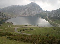 Santuario de la Virgen de Covadonga