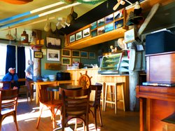 Bryggjan Cafe
