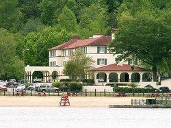 The 1927 Lake Lure Inn and Spa