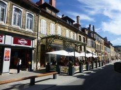 Brasserie le Grand Cafe Francais