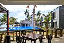 Padmasari Beach Front Resort