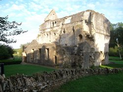 Minster Lovell Hall & Dovecote