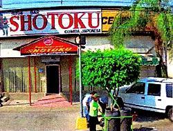Shotoku Sushi Restaurant
