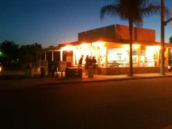 Peterson's at Night